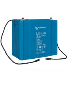 Batteria al Litio LFP 60Ah 12,8V Smart Victron Energy Accumulo Fotovoltaico