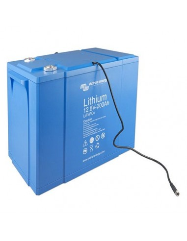 Batteria al litio LFP 200Ah 12,8V Victron