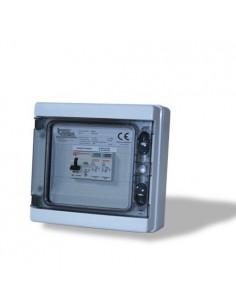 Quadro AC per impianto Fotovoltaico On-Grid fino a 5.5 kWp