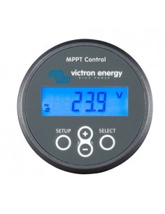 MPPT Control for the BlueSolar MPPT Charge Controller Victron Energy