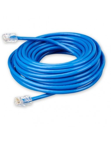 Câble UTP RJ45 to 0,9m pour VE.Can, VE.Bus, VE.Net e VE9bitRS485 Victron Energy