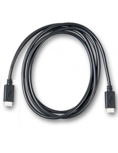 Cavo connessione VE.Direct 10,0m - BMV-700/2, Bluesolar MPPT al Color Control GX