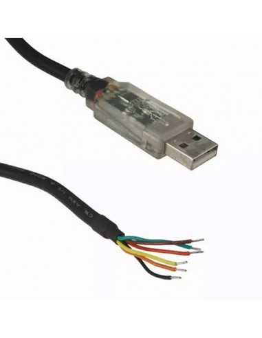 Câble d'interface RS485 USB 1,8m, AC Sensor Gavazzi, Color Control GX Victron