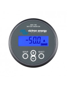 Monitoring System for Batteries BMV-700 Grigio  Victron Energy