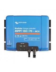 Contrôleur de charge MPPT BlueSolar 150/70-MC4 150 Voc 70A Victron Energy
