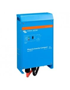 Convertisseurs 1000W 12V 1200VA Victron Energy Phoenix Compact C12/1200