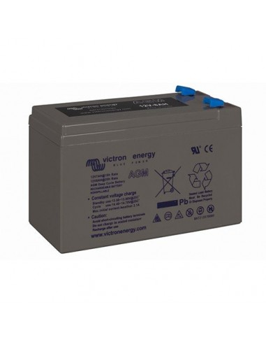 AGM Deep Cycle Battery 8Ah 12V Victron Energy Photovoltaic Nautical Camper