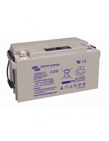 AGM Deep Cycle Battery 110Ah 12V Victron Energy Photovoltaic Nautical Camper