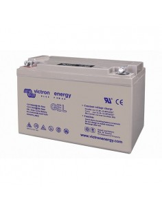 GEL Deep Cycle Battery 130Ah 12V Victron Energy Photovoltaic Nautical Camper