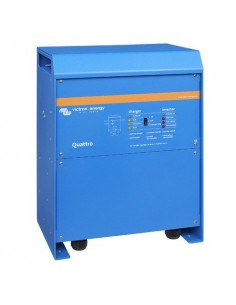 Inverter/caricab. 2400W 12V 3000VA Victron Energy Quattro 12/3000/120-50/50
