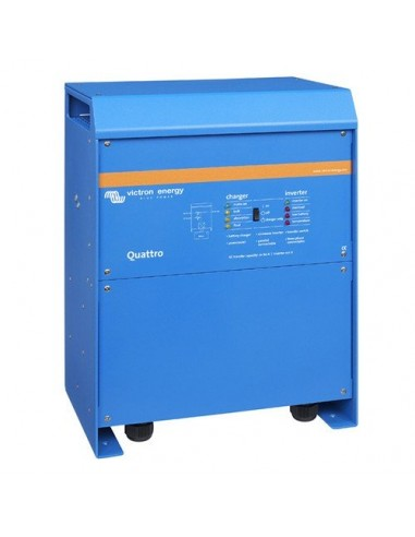 Convertisseur 2400W 12V 3000VA Victron Energy Quattro 12/3000/120-50/50