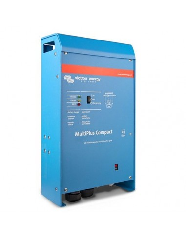 Inverter/caricabatteria 700W 12V 800VA Victron Energy MultiPlus Compact C12/800/35-16