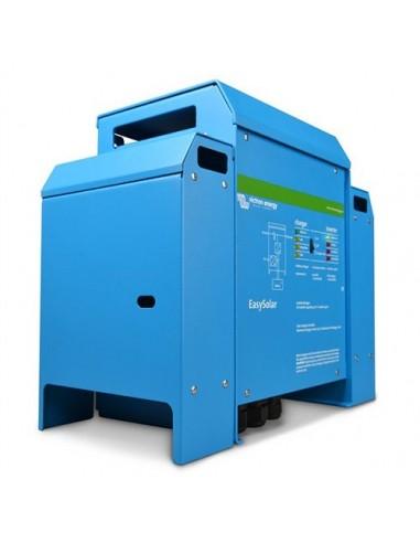 Convertisseur/chargeur 2500W 24V 3000VA Victron Energy EasySolar 24/3000/70-50 2xMPPT 100/35