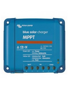 Regolatore di Carica MPPT BlueSolar 75/15 75Voc 15A Victron Energy
