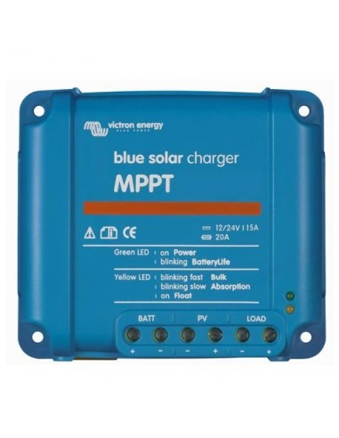 Charge Controller MPPT BlueSolar 75/15 75 Voc 15A Victron Energy