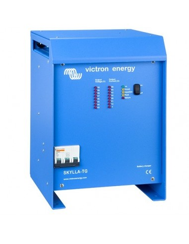 Chargeur 50A 24V Skylla- TG 24/50 TRIPHASE (1+1)