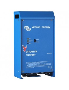 Caricabatteria 16A 24V Victron Energy Phoenix 24/16 (2+1)