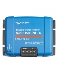 Regolatore di Carica MPPT BlueSolar 150/70-TR 150Voc 70A Victron Energy