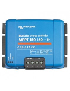 Regolatore di Carica MPPT BlueSolar 150/60-TR 150Voc 60A Victron Energy