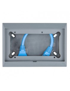 Wall mount enclosure for 65x120MM GX-panels Victron Energy