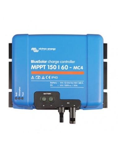 Regolatore di Carica MPPT BlueSolar 150/60-MC4 150Voc 60A Victron Energy
