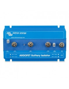 Argo FET Battery Isolators 100A-2AC Dual Output  Victron Energy