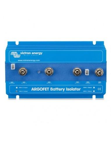 Isolatore Di Batterie A Diodo ARGOFET 200A-2AC A Doppia Uscita Victron Energy