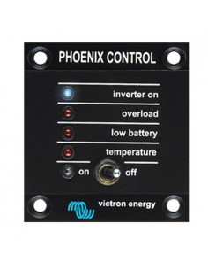 Control panel and monitoring for Phoenix Inverter Victron Energy