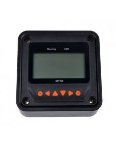 Display Remoto MT50 per regolatori di carica EP SOLAR New Tracer MPPT - New Landstar PWM