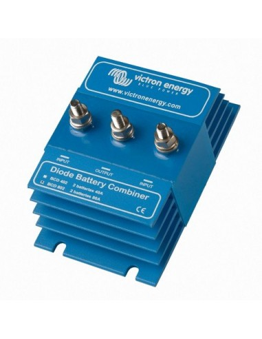Combinatore di batterie a diodi Argo 40A per 2 Batterie Victron Energy