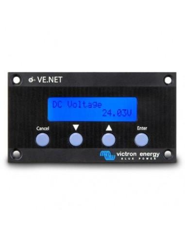 Pannello VE. Net Dispositivo di Monitoraggio Victron Energy