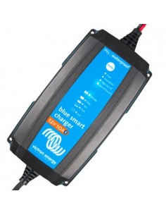 Ladegerät 12V 10A Blue Smart IP65 Victron Energy 12/10 + DC-Stecker