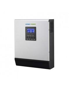 Inverter 2400W 24V 3000VA PLUS Onda Pura Regolatore 60A MPPT Fotovoltaico