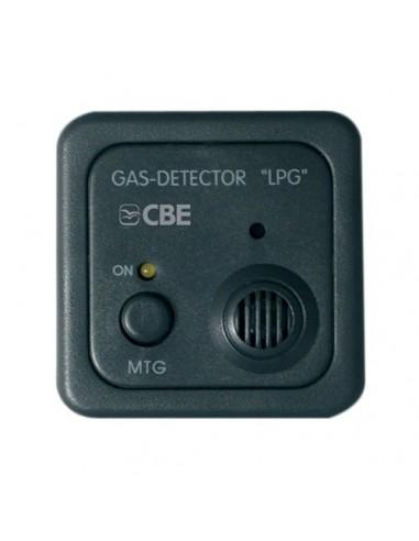 Rivelatore Di Gpl e Gas Soporiferi MTG-G CBE per Camper e Barche