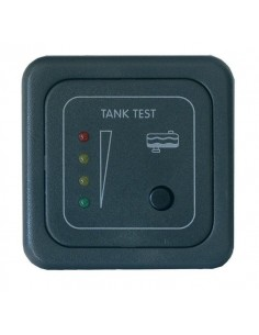 Test Panel LED 12V for the Control of Water Tanks Grey (recovery) CBE