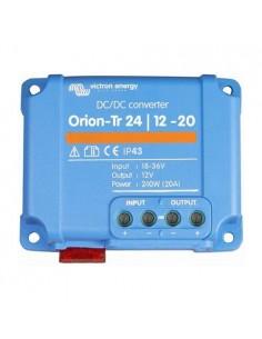 Convertisseur / réducteur Victron Orion TR - DC-DC IP43 20A 240W