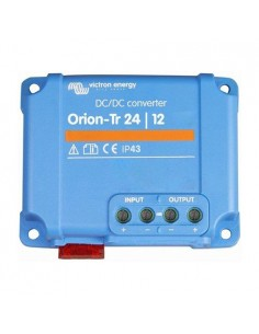 Convertisseur de tension DC-DC Orion-TR 24/12-15A 180W Victron Energy In. 18-35V