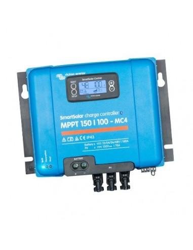 Smartsolar Contrôleur de Charge MPPT 150/100-MC4 150Voc 100A Victron Energy