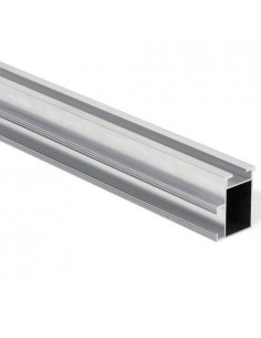 Aluminium profile 1.05 mt Fixing Solar Photovoltaic Flap Roof Tiles Roof