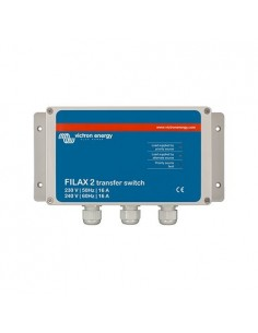 Commutateur Filax 2 Ultra Transfert rapide AC 16A 230V 50Hz Victron Energy