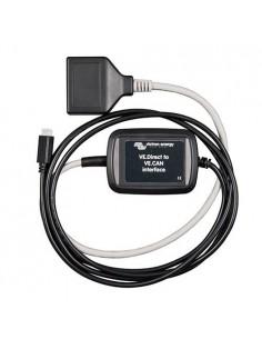 Interface de connexion VE.Direct-VE.Can Victron Communication Connexion