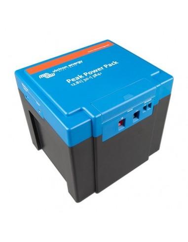 Batteria a Litio Peak Power Pack 30A 384Wh 12,8V Fotovoltaico Solare Victron