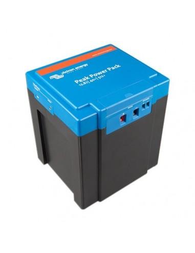 Batteria a Litio Peak Power Pack 40A 512Wh 12,8V Fotovoltaico Solare Victron
