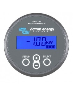 Monitoring System for Batteries BMV-702 Grey Victron Energy