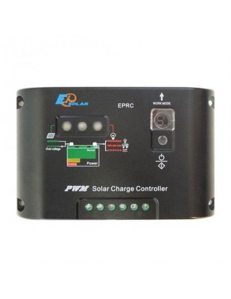 Solar Charge Controller PWM 10A 12/24V EP Solar EP Series