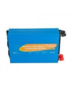 Convertisseur 2000W 12V onde modifiée 4000W AC 230V campeur photovoltaïque