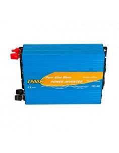 Inversor 1500W 12V onda pura 3000W AC 230 Camper fotovoltaica coche