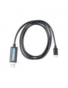 Interface Cable RS485 USB 5,0m, AC Sensor Gavazzi, Color Control GX Victron