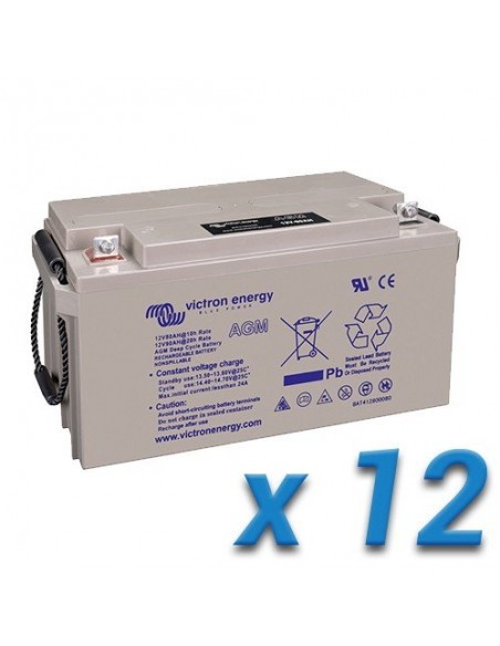 Set Batterie