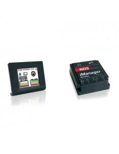 iManager 150A 12V avec écran tactile système de gestion 2-3 batteries camper